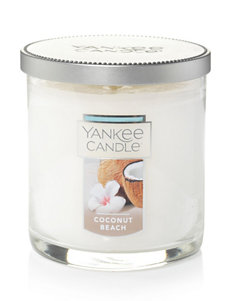 Yankee Candle White Candles & Candle Holders Home Accents