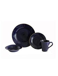 Baum Bros Imports Indigo Dinnerware Sets Dinnerware