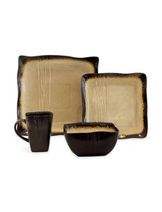 Baum Bros Imports Ivory Dinnerware Sets Dinnerware