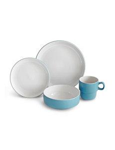 Baum Bros Imports Blue Dinnerware Sets Dinnerware