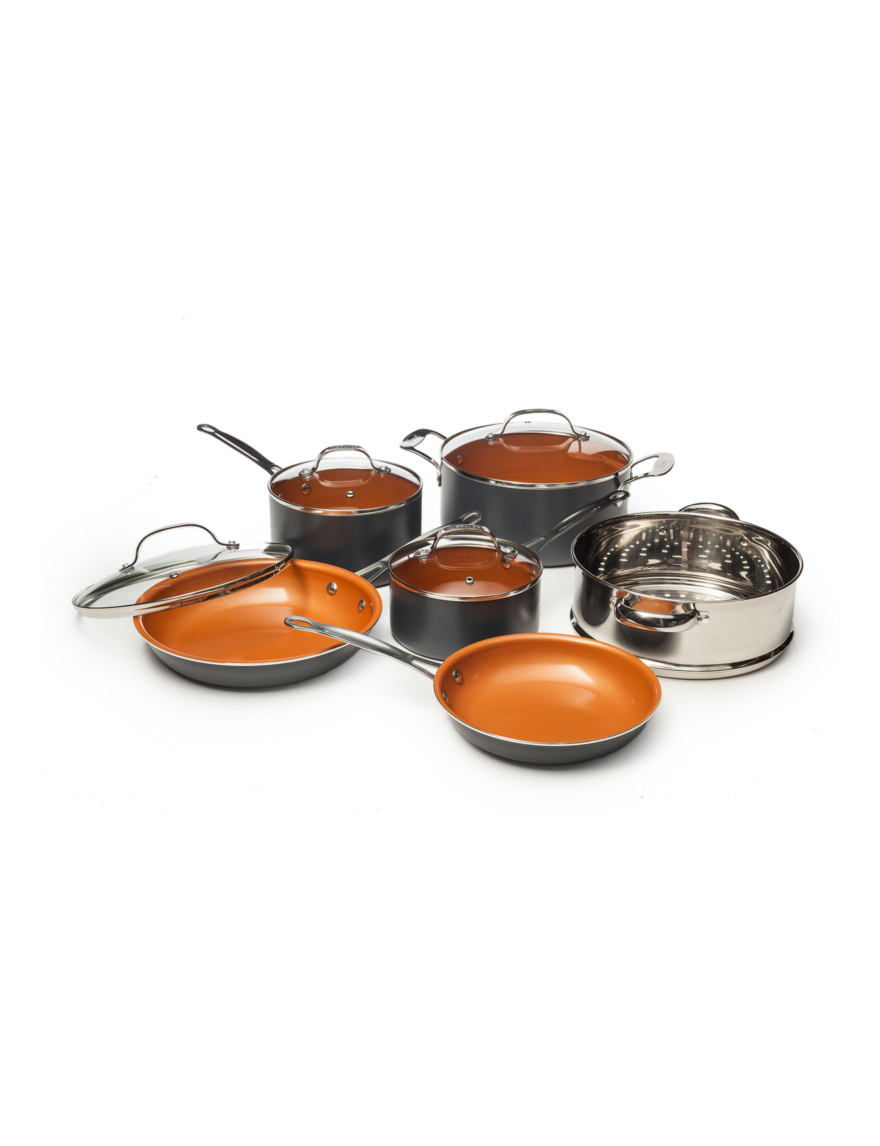 Gotham Steel Clear Cookware Sets Cookware