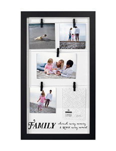 Malden Black Frames & Shadow Boxes