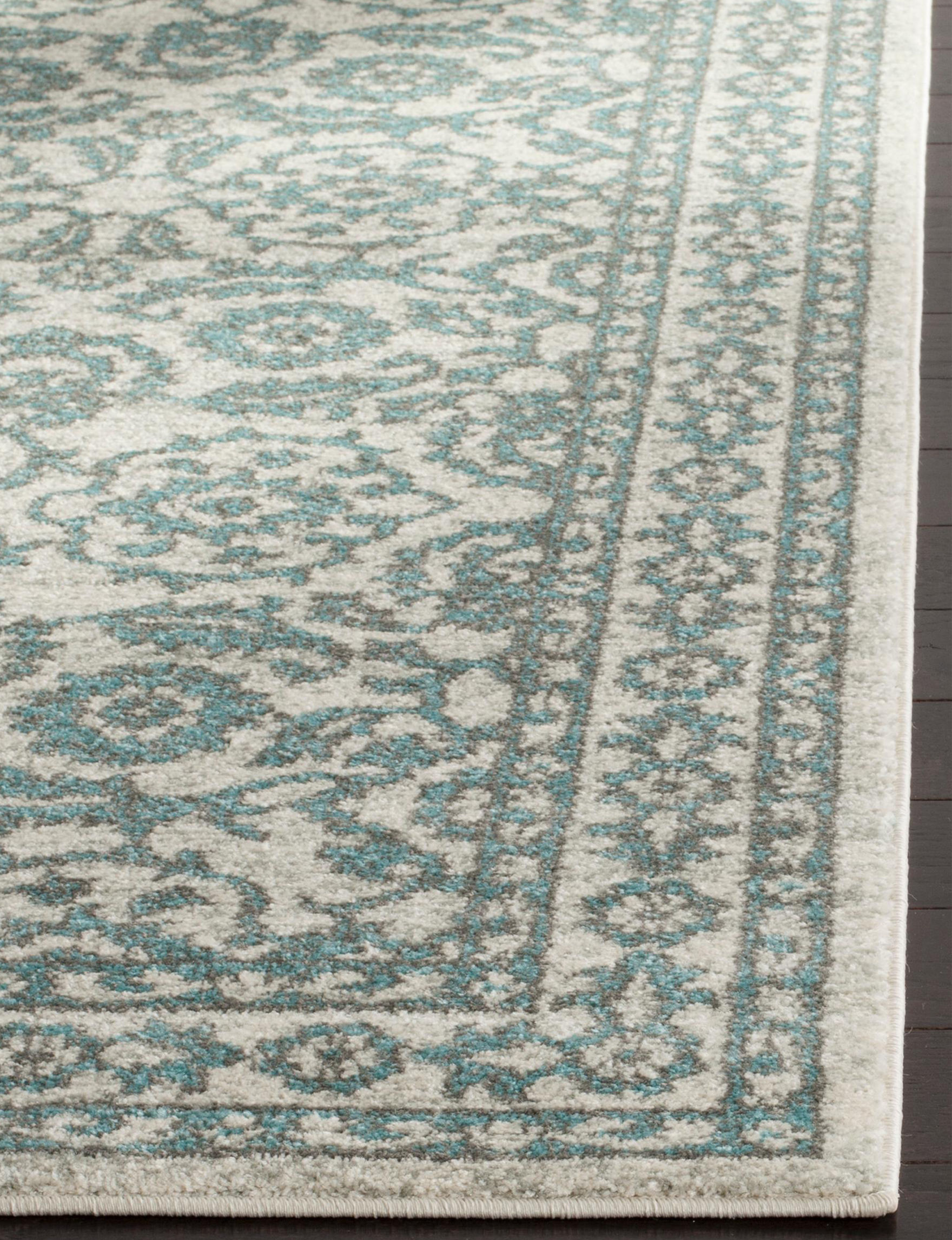 Safavieh Ivory / Grey Area Rugs Rugs