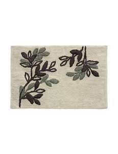 Bacova Guild Ivory Bath Rugs & Mats