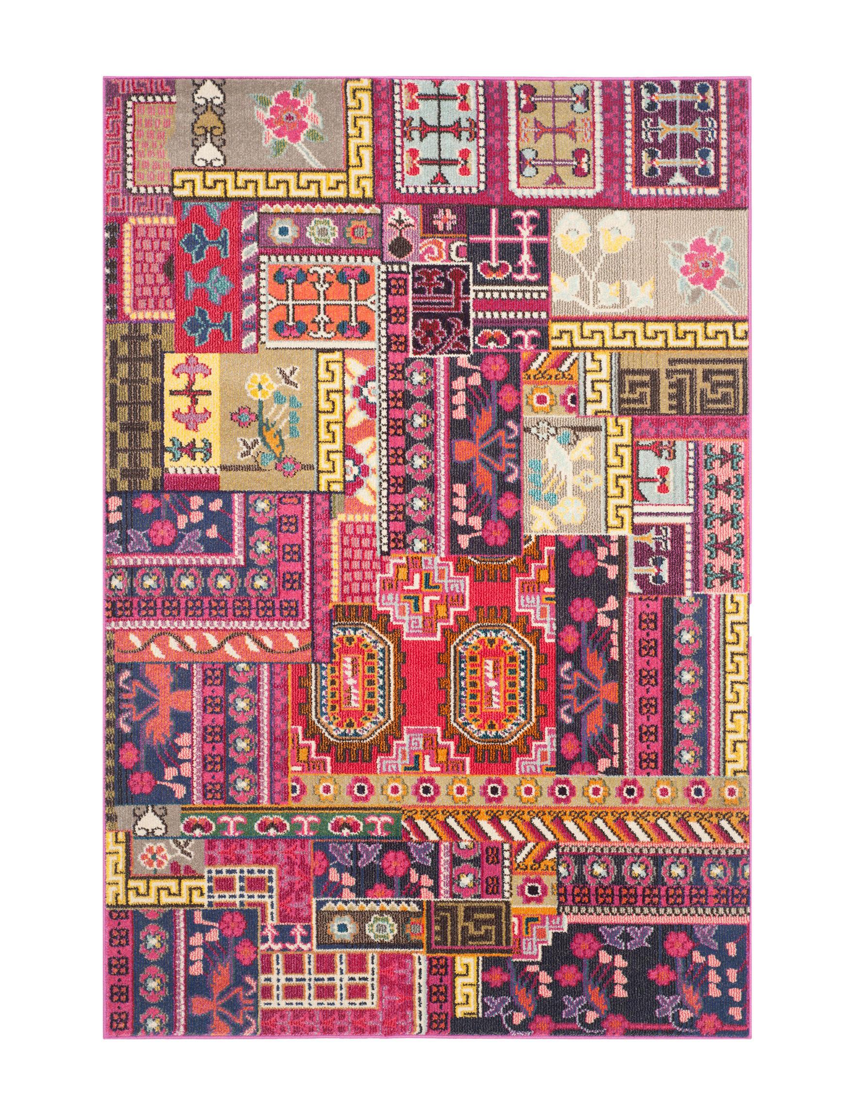 Safavieh 01 Pink Rugs