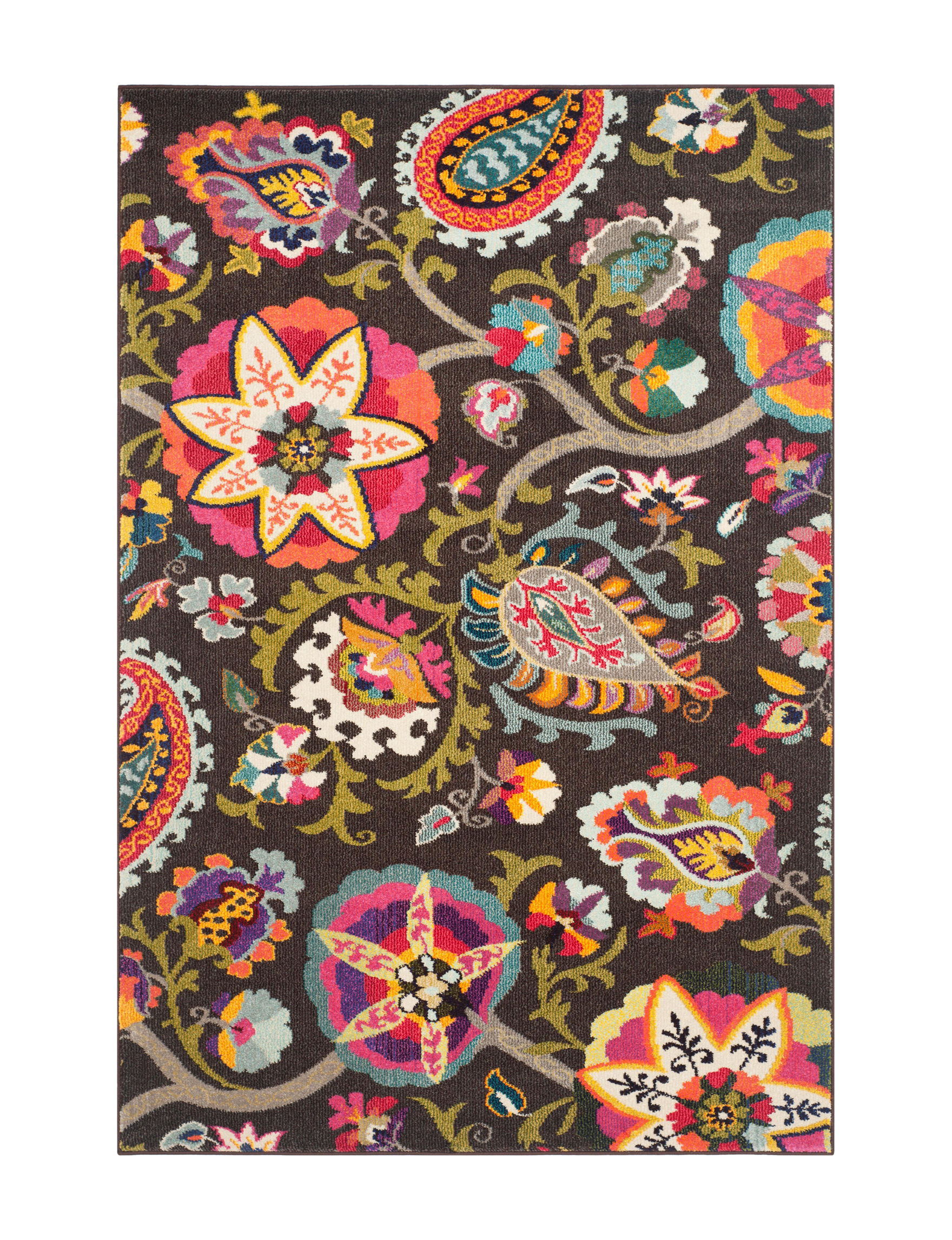 Safavieh Brown / Multi Area Rugs