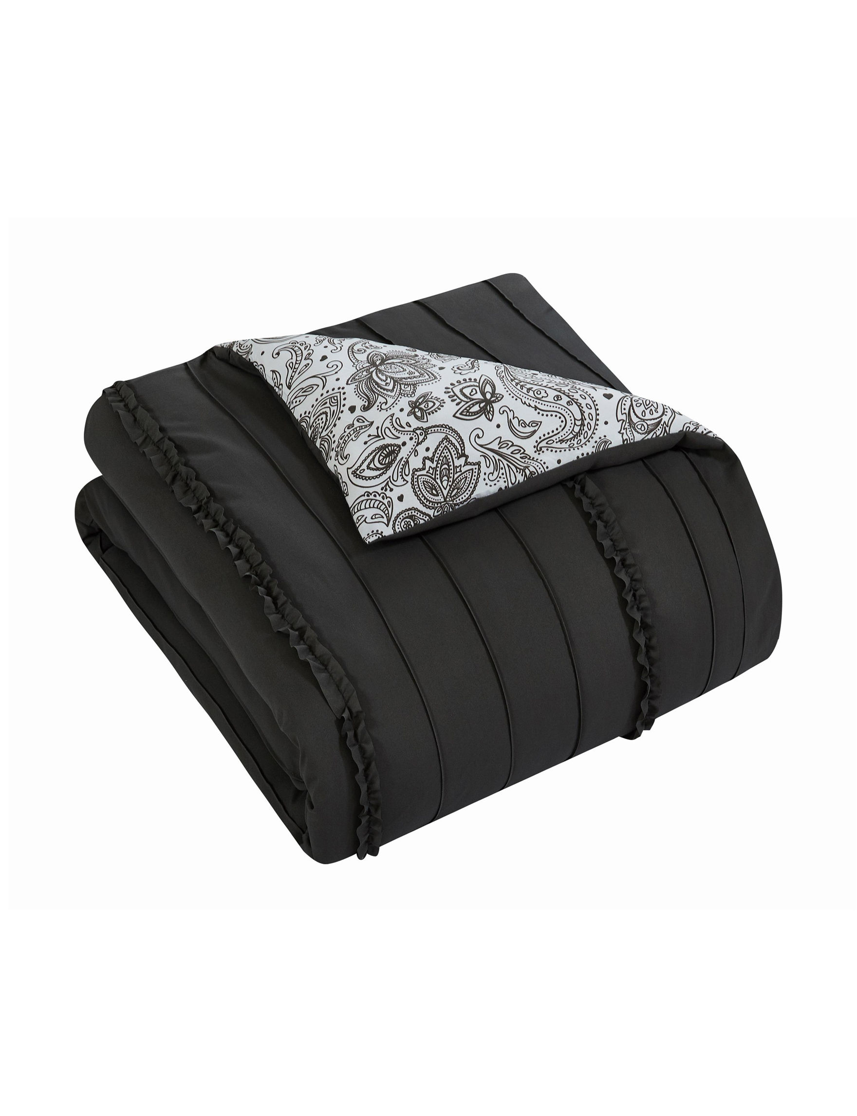 Chic Home Design Grey Comforters & Comforter Sets