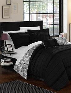 Chic Home Design Black Comforters & Comforter Sets