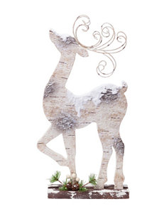Jingle Bell Lane Clear Decorative Objects Holiday Decor