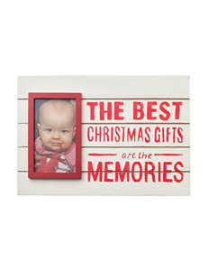 Jingle Bell Lane Clear Decorative Objects Frames & Shadow Boxes Holiday Decor