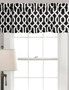 Lush Decor Black Window Treatments