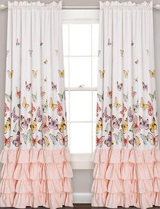Lush Decor Pink Window Treatments