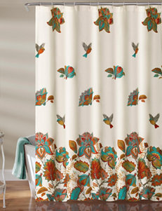 Lush Decor Multi Shower Curtains & Hooks