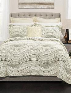 Lush Decor Taupe Comforters & Comforter Sets