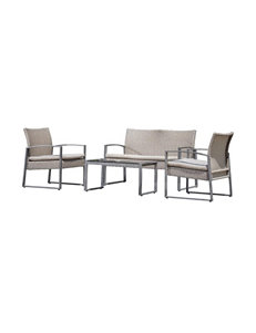 Thy-Hom Grey Patio & Outdoor Furniture
