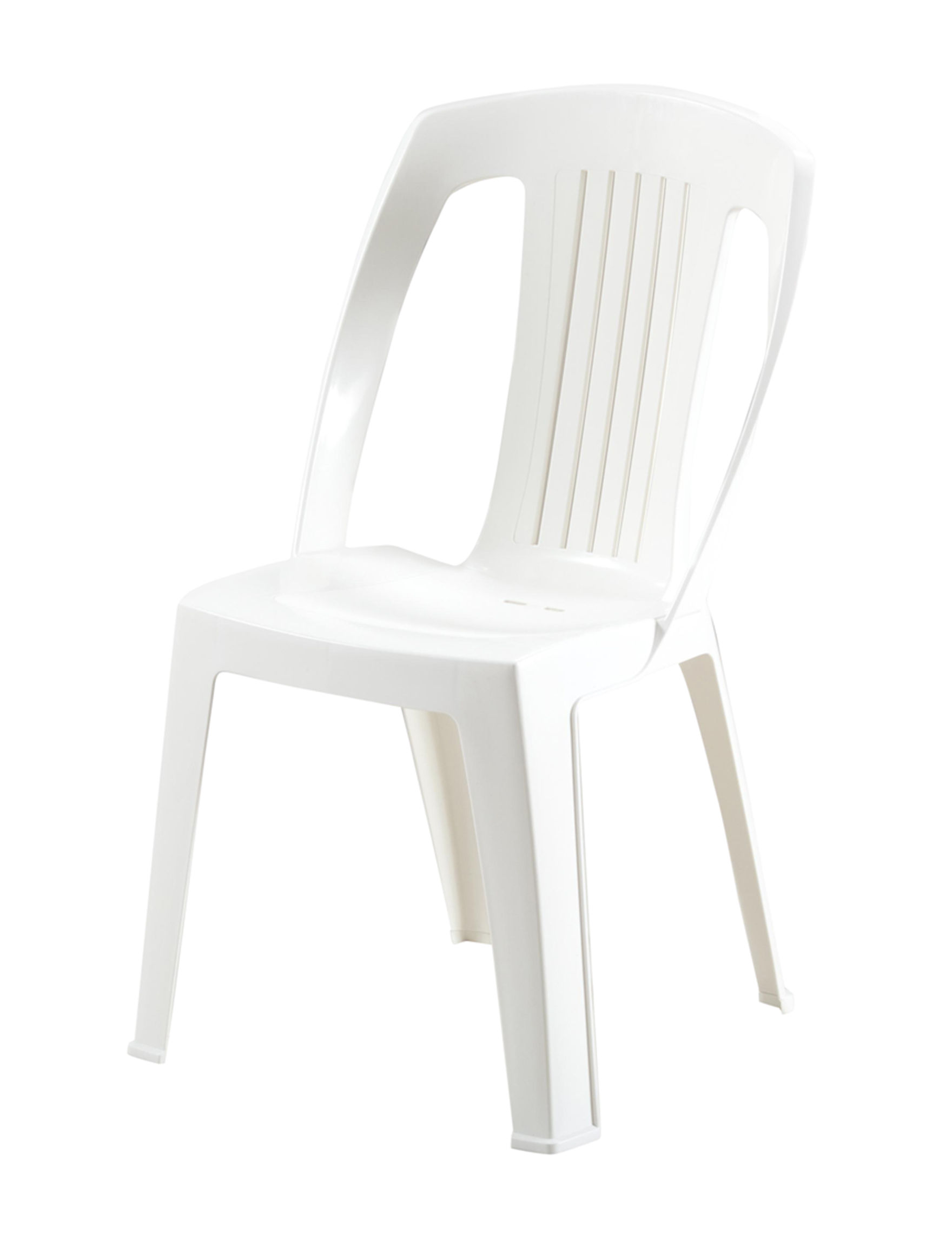 Thy-Hom White Patio & Outdoor Furniture