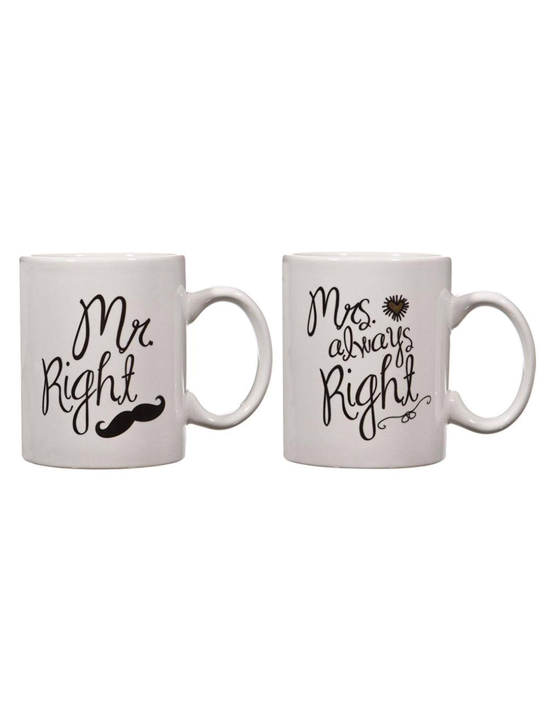 Home Essentials Clear Mugs Drinkware