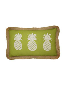 Lush Decor Green Decorative Pillows