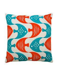 Lush Decor Orange Decorative Pillows