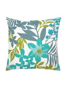 Lush Decor Teal Decorative Pillows