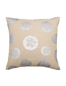 Lush Decor Light Beige Decorative Pillows