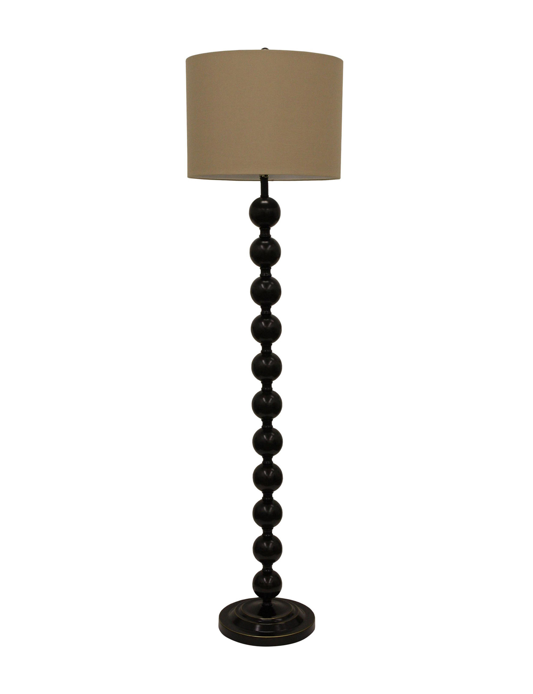 Decor Therapy Bronze Floor Lamps Lighting & Lamps