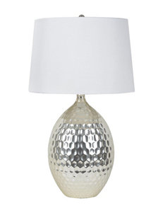 Decor Therapy Silver Table Lamps Lighting & Lamps