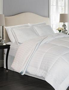 Kathy Ireland White Comforters & Comforter Sets