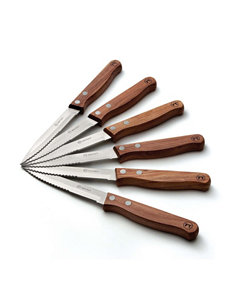 Outset Brown Knives & Cutlery