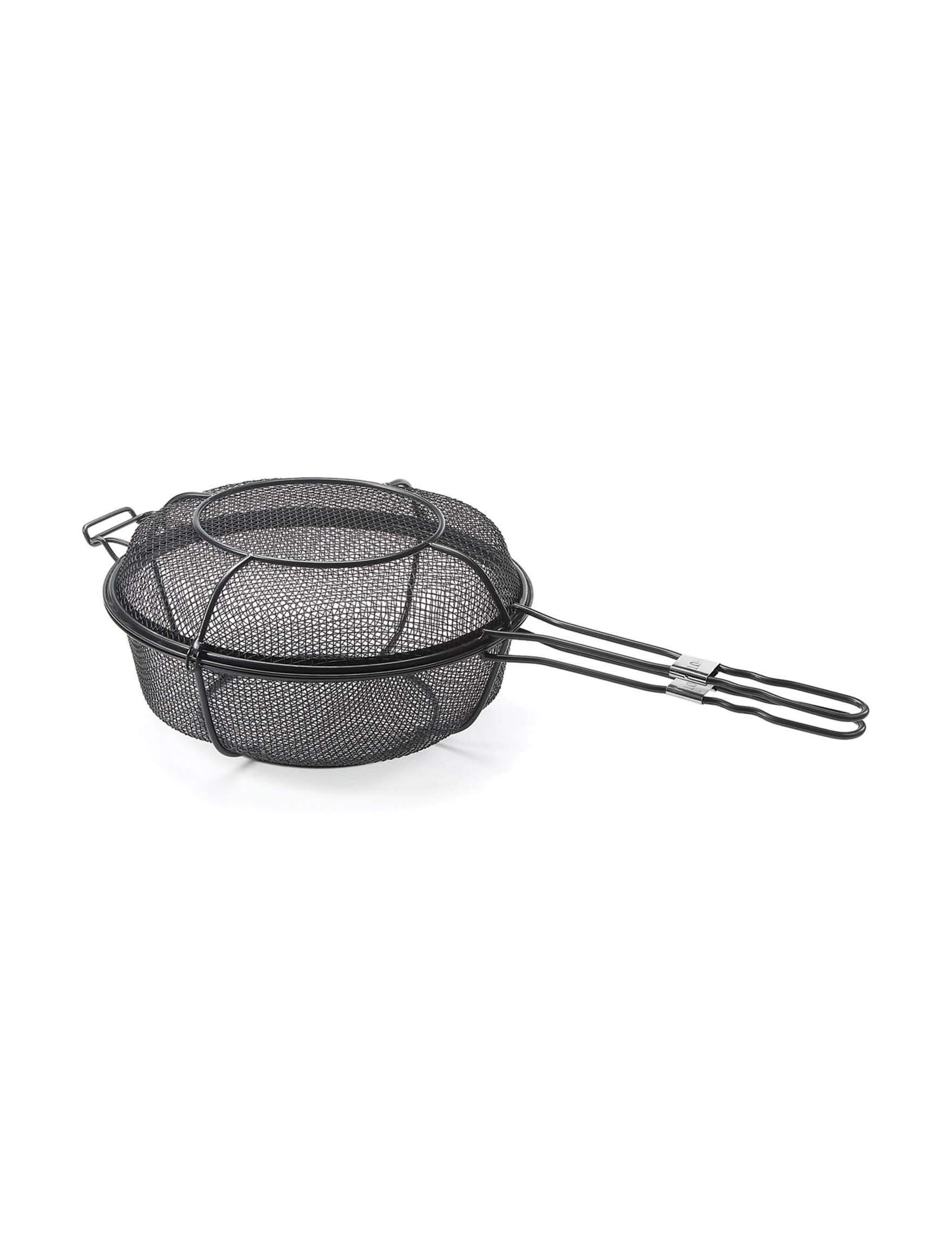 Outset Black Frying Pans & Skillets Cookware Grills & Grill Accessories