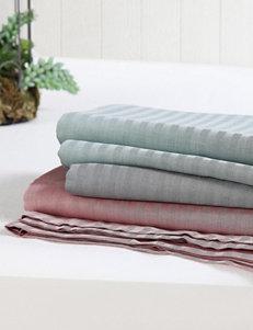 Brooklyn Loom Black Sheets & Pillowcases