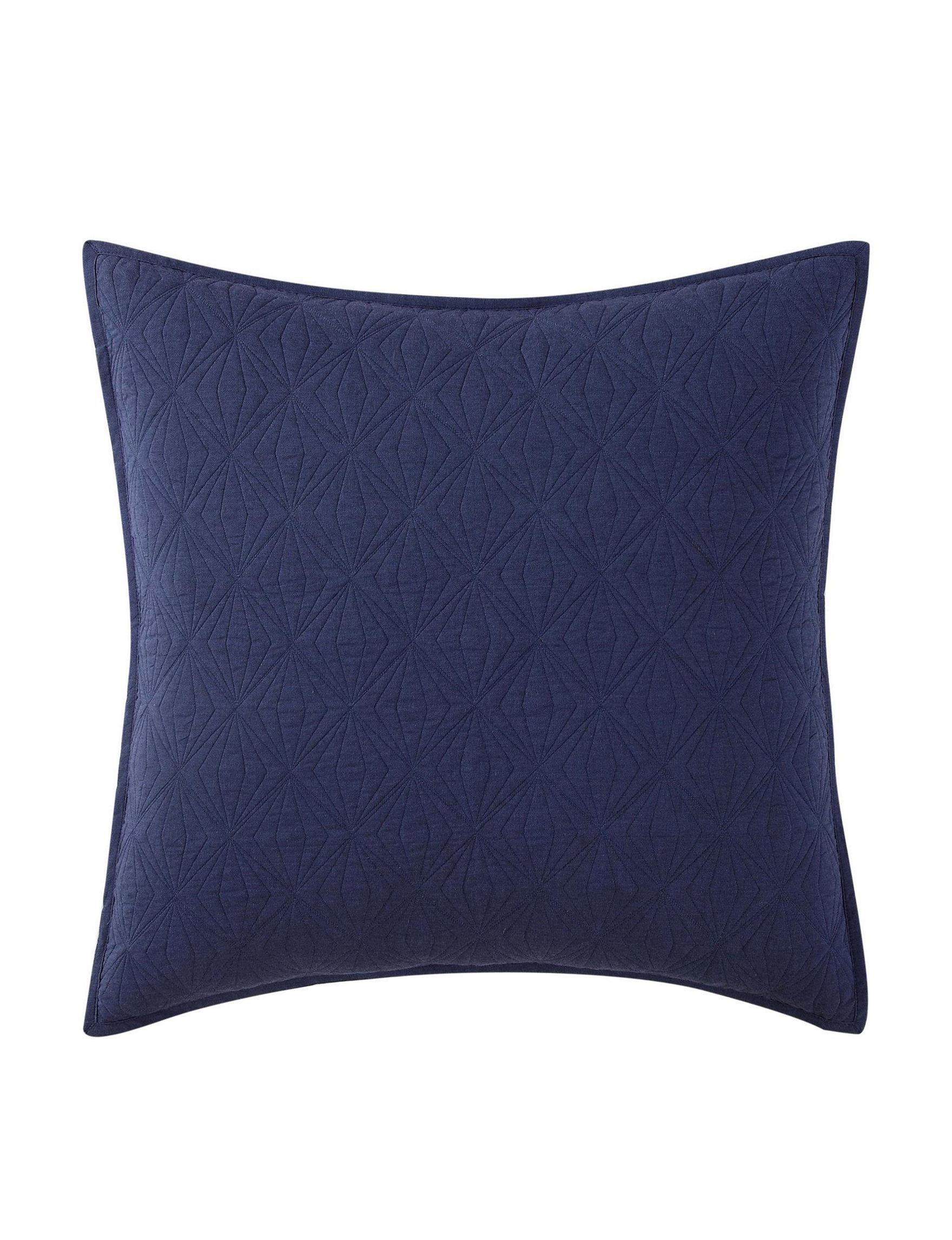 Tracy Porter Blue Pillow Shams