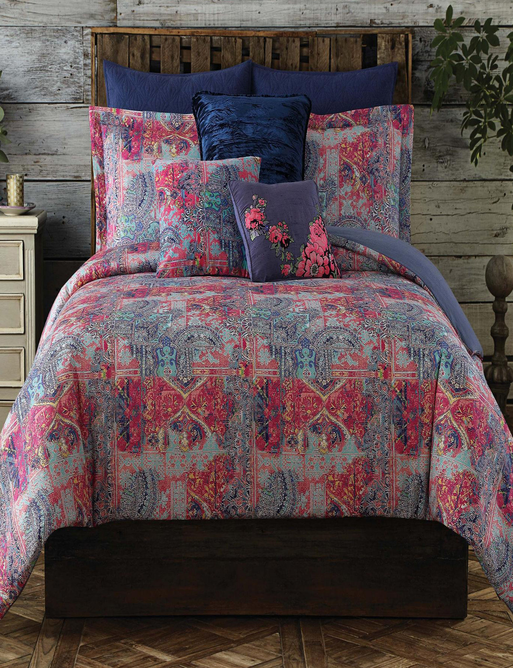Tracy Porter Red Bed Pillows Sheets & Pillowcases