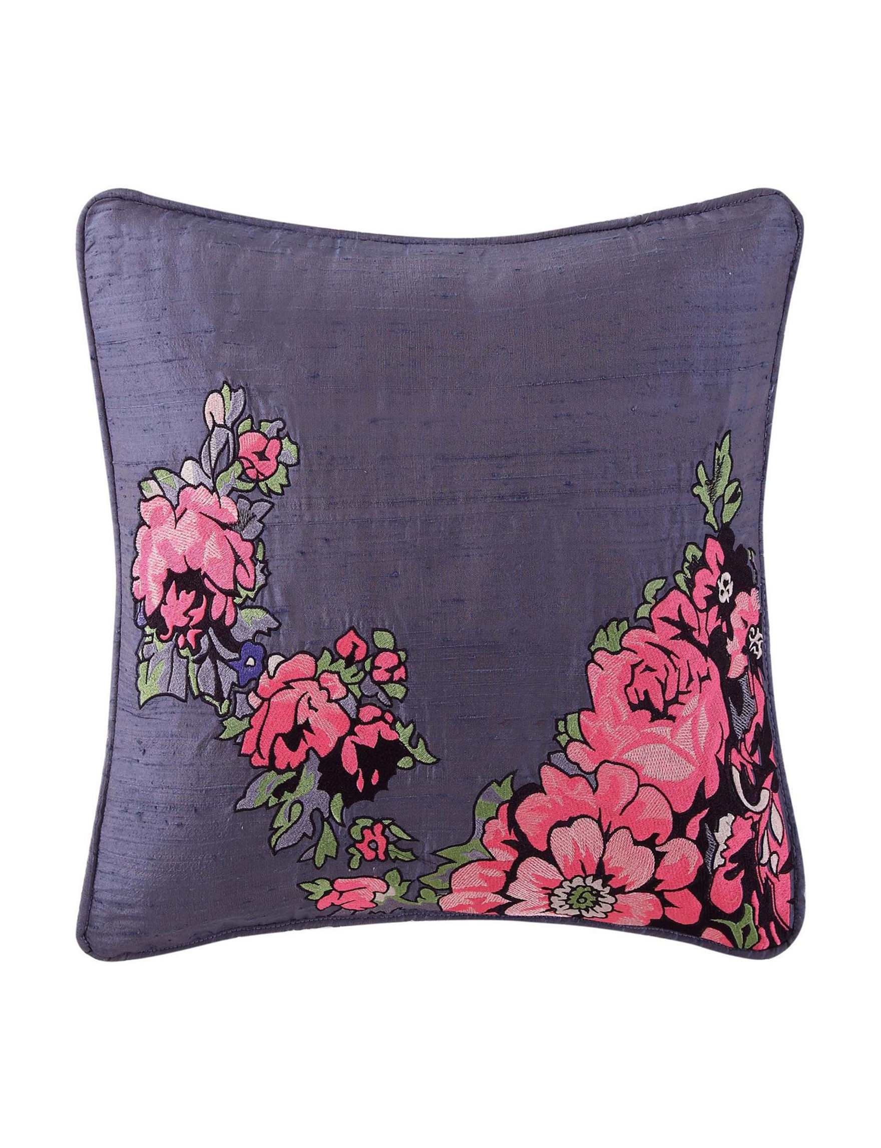 Tracy Porter Purple / Pink Decorative Pillows