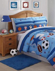 Laura Hart Kids Sports & Stars Comforter Set