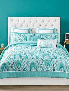 Christian Siriano Blue Decorative Pillows