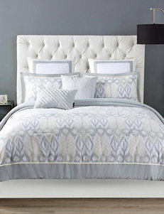 Christian Siriano Silver Decorative Pillows