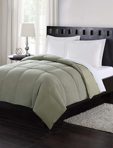London Fog Green Comforters & Comforter Sets