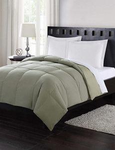 London Fog Green Comforters & Comforter Sets