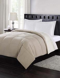 London Fog Tan Comforters & Comforter Sets