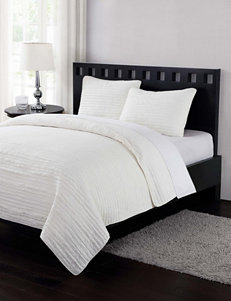 London Fog Ivory Quilts & Quilt Sets