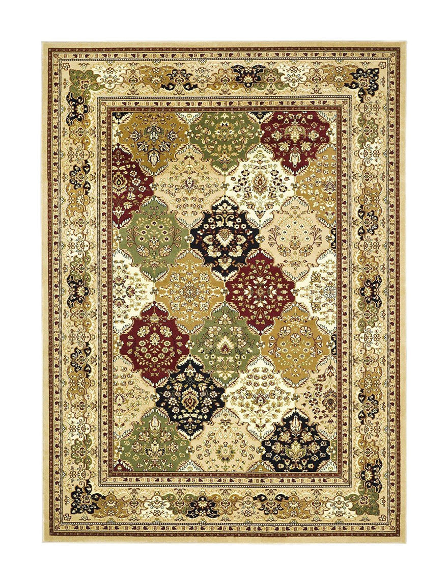 Safavieh Black Multi Area Rugs Rugs