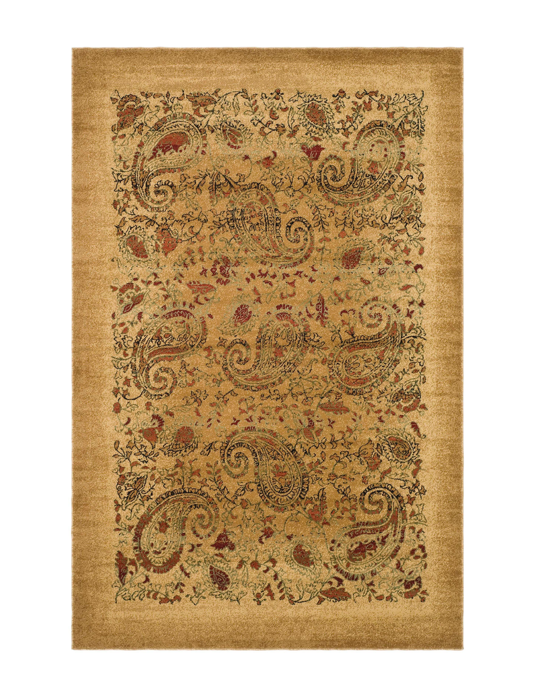 Safavieh Tan Multi Area Rugs Rugs