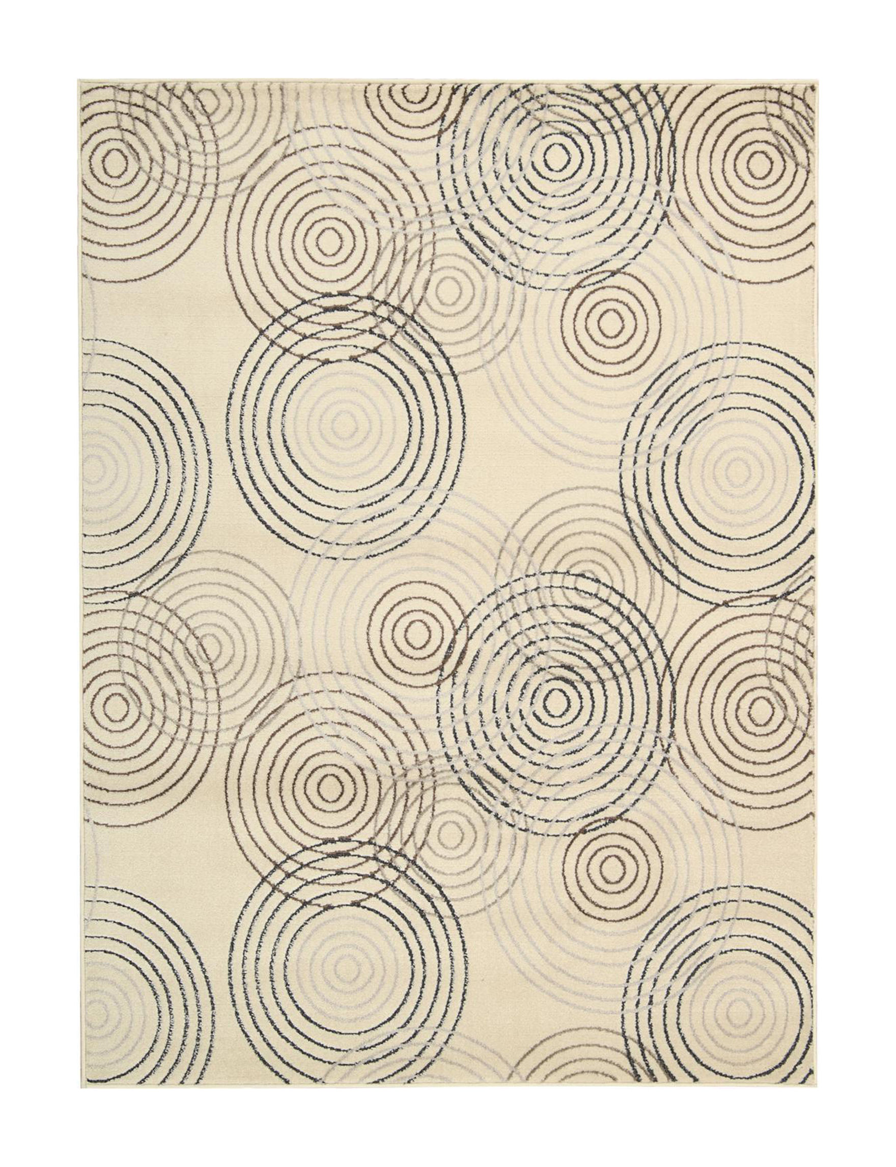 Nourison Ivory Area Rugs Runners Rugs