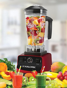 Kalorik Red Blenders & Juicers Kitchen Appliances Prep & Tools
