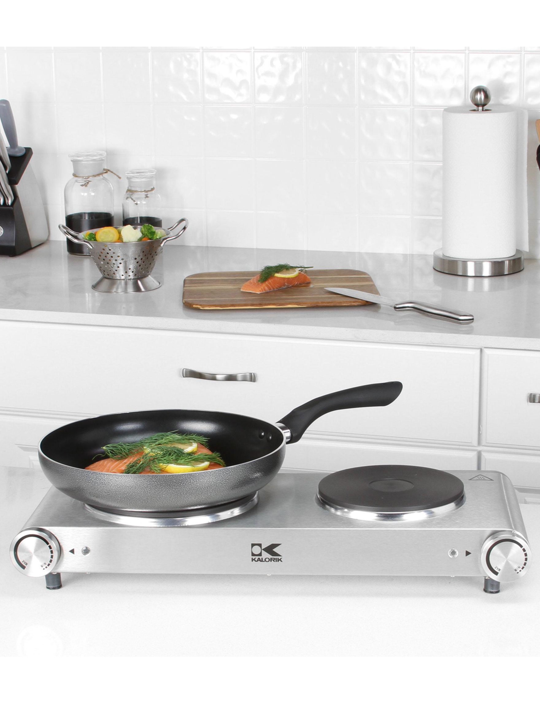 Kalorik Silver Kitchen Appliances