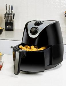 Kalorik Black Fryers Kitchen Appliances