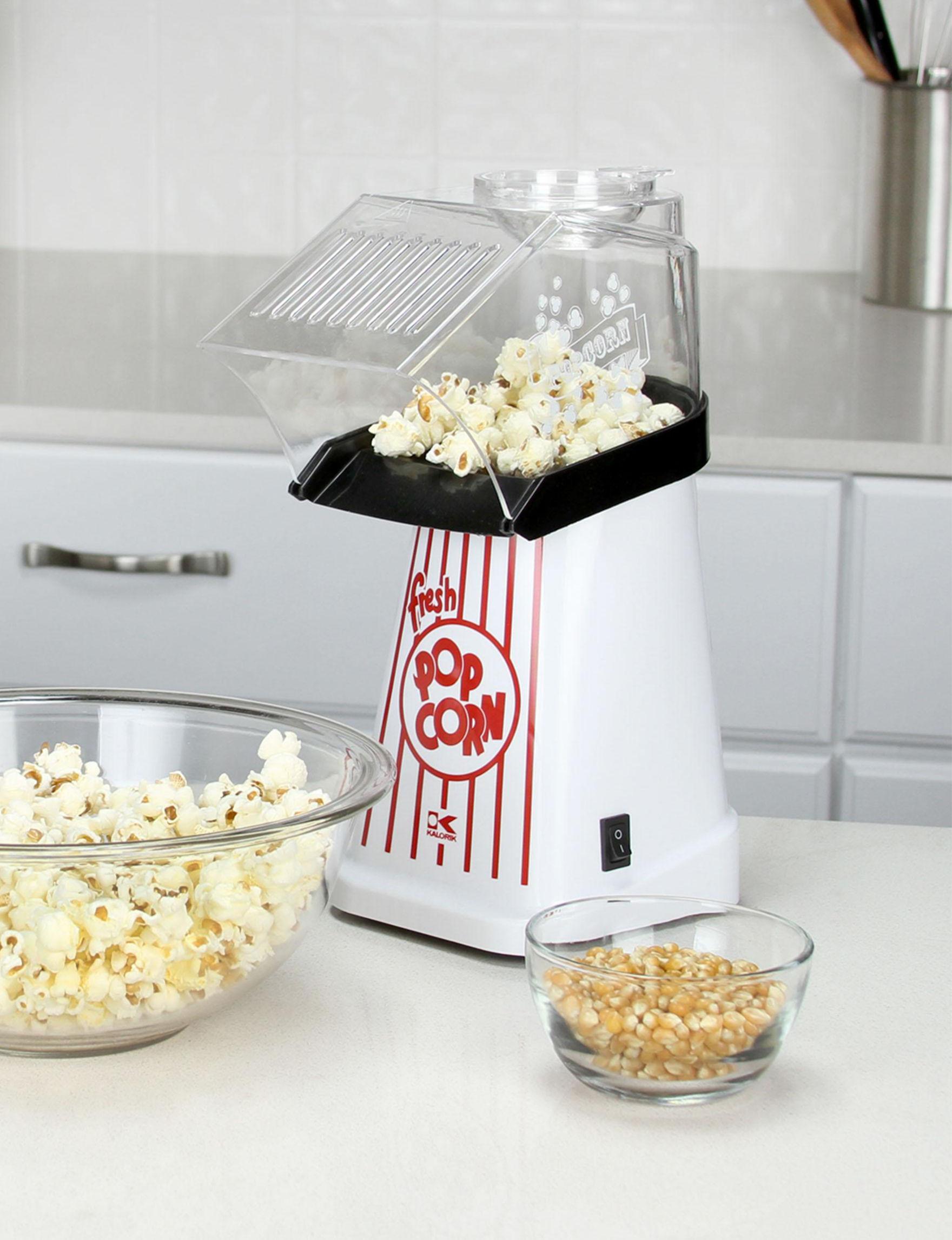 Kalorik White Specialty Food Makers Kitchen Appliances