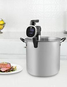 Kalorik Black Slow Cookers Specialty Food Makers Kitchen Appliances
