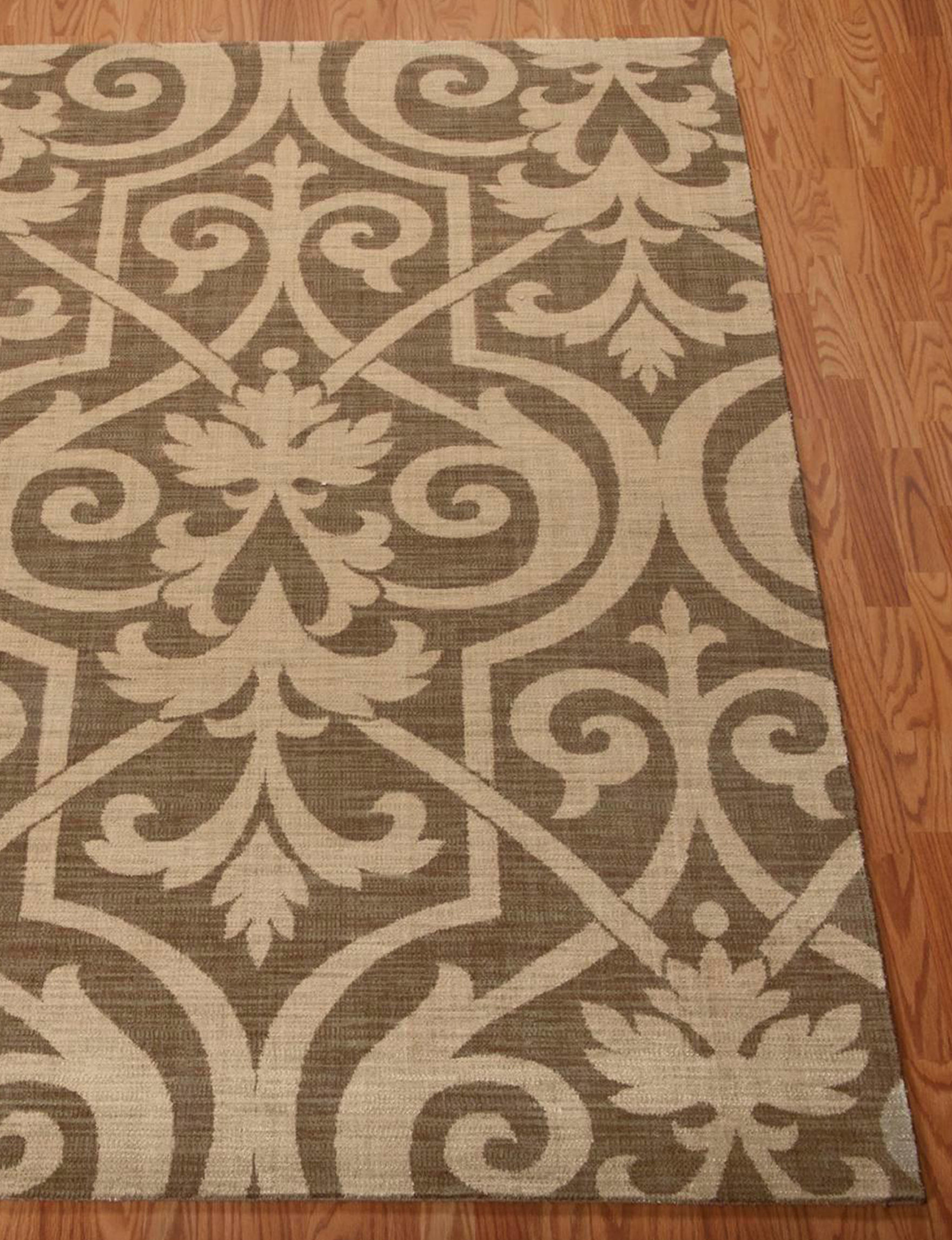 Nourison Mocha Accent Rugs Rugs